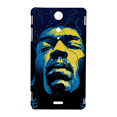 Gabz Jimi Hendrix Voodoo Child Poster Release From Dark Hall Mansion Sony Xperia TX