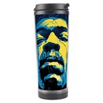 Gabz Jimi Hendrix Voodoo Child Poster Release From Dark Hall Mansion Travel Tumbler Center