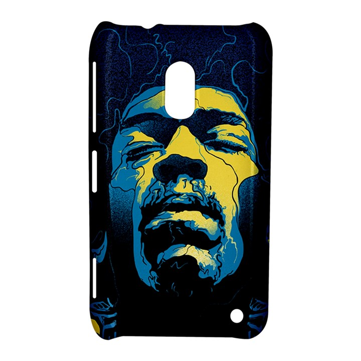 Gabz Jimi Hendrix Voodoo Child Poster Release From Dark Hall Mansion Nokia Lumia 620