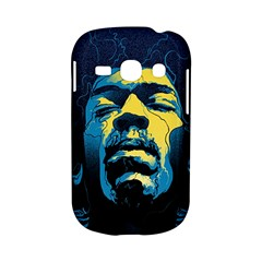 Gabz Jimi Hendrix Voodoo Child Poster Release From Dark Hall Mansion Samsung Galaxy S6810 Hardshell Case