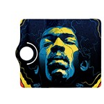 Gabz Jimi Hendrix Voodoo Child Poster Release From Dark Hall Mansion Kindle Fire HDX 8.9  Flip 360 Case Front
