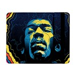 Gabz Jimi Hendrix Voodoo Child Poster Release From Dark Hall Mansion Samsung Galaxy Tab Pro 8.4  Flip Case Front