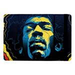 Gabz Jimi Hendrix Voodoo Child Poster Release From Dark Hall Mansion Samsung Galaxy Tab Pro 10.1  Flip Case Front