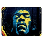 Gabz Jimi Hendrix Voodoo Child Poster Release From Dark Hall Mansion Samsung Galaxy Tab Pro 12.2  Flip Case Front