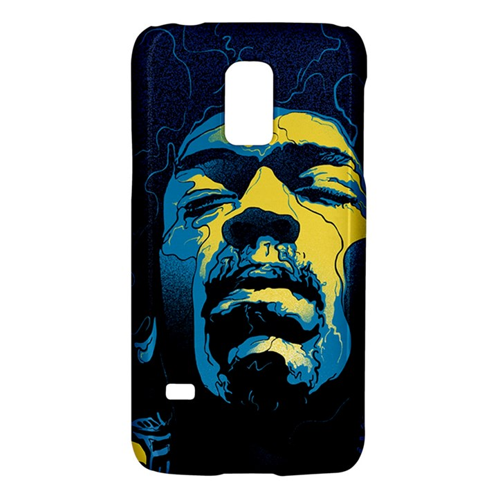 Gabz Jimi Hendrix Voodoo Child Poster Release From Dark Hall Mansion Galaxy S5 Mini