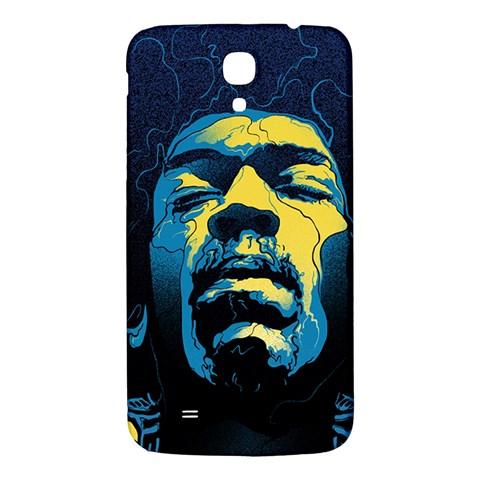 Gabz Jimi Hendrix Voodoo Child Poster Release From Dark Hall Mansion Samsung Galaxy Mega I9200 Hardshell Back Case