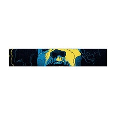 Gabz Jimi Hendrix Voodoo Child Poster Release From Dark Hall Mansion Flano Scarf (mini)