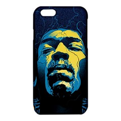 Gabz Jimi Hendrix Voodoo Child Poster Release From Dark Hall Mansion iPhone 6/6S TPU Case