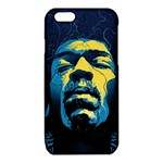 Gabz Jimi Hendrix Voodoo Child Poster Release From Dark Hall Mansion iPhone 6/6S TPU Case Front