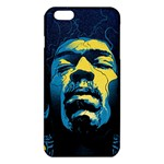 Gabz Jimi Hendrix Voodoo Child Poster Release From Dark Hall Mansion iPhone 6 Plus/6S Plus TPU Case Front
