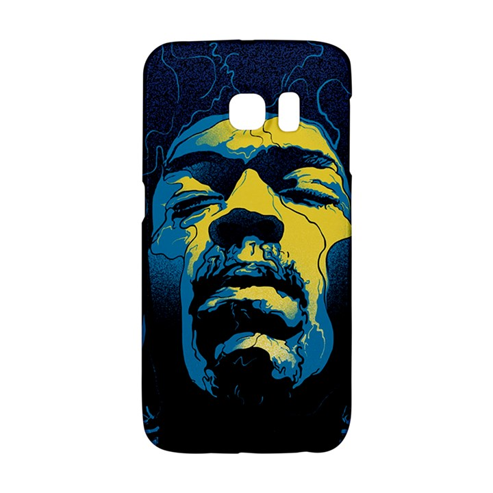 Gabz Jimi Hendrix Voodoo Child Poster Release From Dark Hall Mansion Galaxy S6 Edge