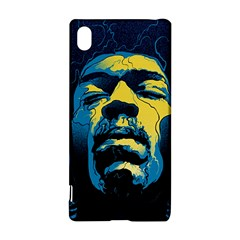 Gabz Jimi Hendrix Voodoo Child Poster Release From Dark Hall Mansion Sony Xperia Z3+