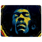 Gabz Jimi Hendrix Voodoo Child Poster Release From Dark Hall Mansion Jigsaw Puzzle Photo Stand (Rectangular) Front