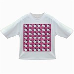 Hello Kitty Patterns Infant/Toddler T-Shirts Front