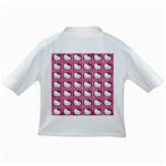 Hello Kitty Patterns Infant/Toddler T-Shirts Back