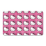 Hello Kitty Patterns Magnet (Rectangular) Front