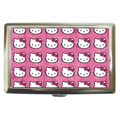 Hello Kitty Patterns Cigarette Money Cases