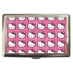 Hello Kitty Patterns Cigarette Money Cases Front