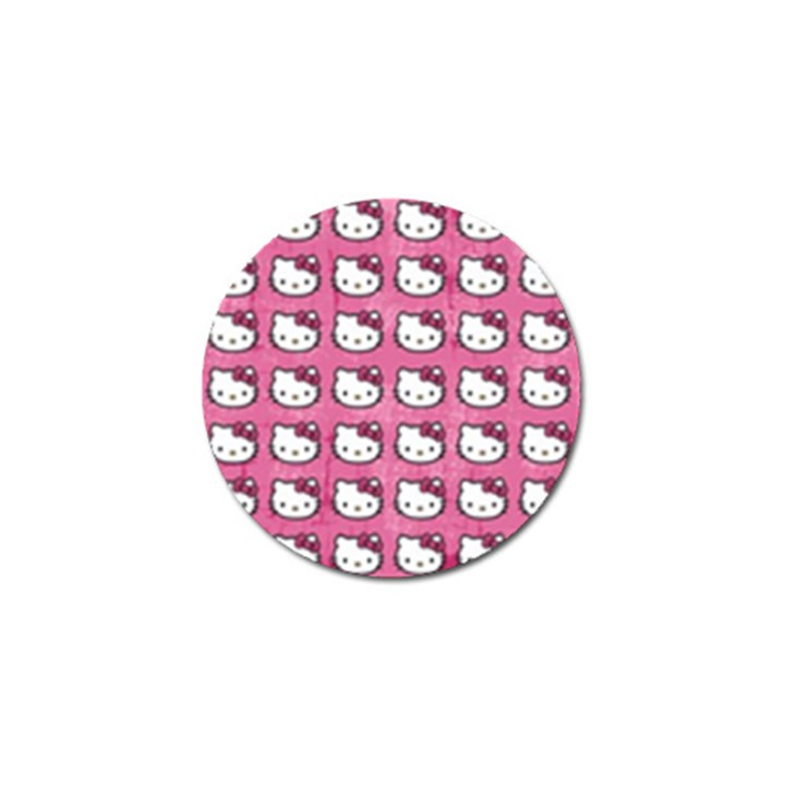 Hello Kitty Patterns Golf Ball Marker (4 pack)