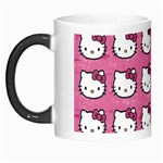 Hello Kitty Patterns Morph Mugs Left