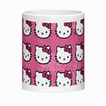 Hello Kitty Patterns Morph Mugs Center