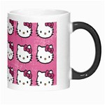 Hello Kitty Patterns Morph Mugs Right