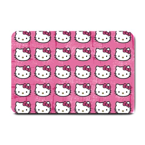 Hello Kitty Patterns Small Doormat