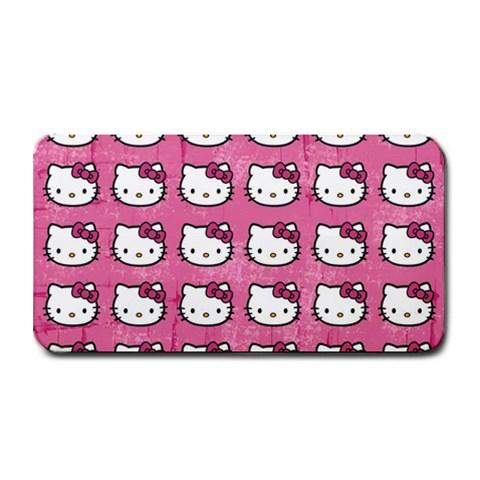 Hello Kitty Patterns Medium Bar Mats