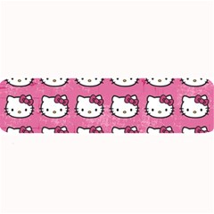 Hello Kitty Patterns Large Bar Mats