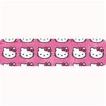 Hello Kitty Patterns Large Bar Mats 34 x9.03 Bar Mat - 1