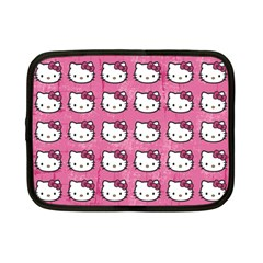 Hello Kitty Patterns Netbook Case (Small)