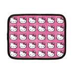 Hello Kitty Patterns Netbook Case (Small)  Front
