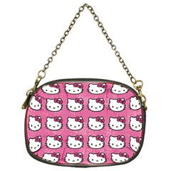 Hello Kitty Patterns Chain Purses (One Side)