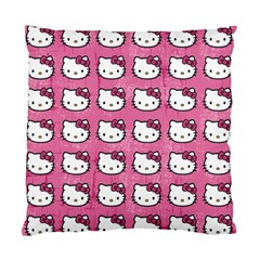Hello Kitty Patterns Standard Cushion Case (One Side)