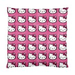 Hello Kitty Patterns Standard Cushion Case (One Side) Front