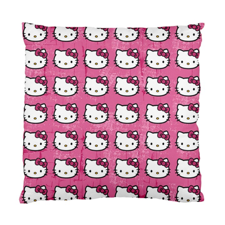 Hello Kitty Patterns Standard Cushion Case (Two Sides)