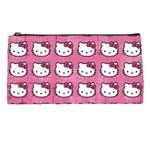 Hello Kitty Patterns Pencil Cases Front