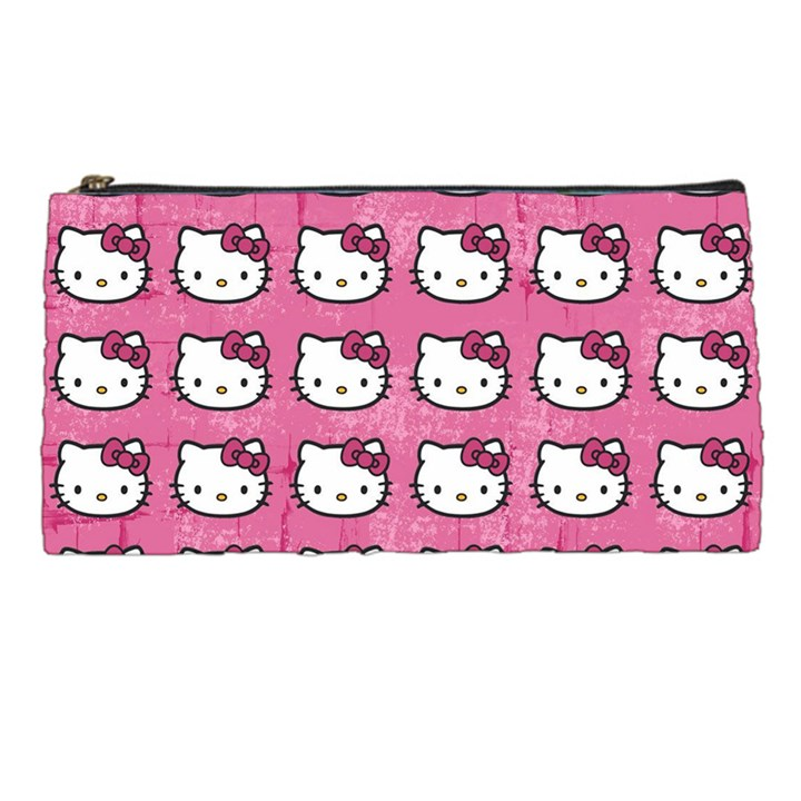 Hello Kitty Patterns Pencil Cases