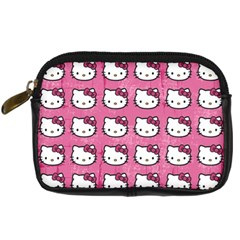 Hello Kitty Patterns Digital Camera Cases