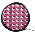 Hello Kitty Patterns Mini Makeup Bags Front