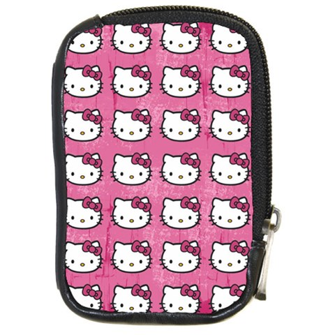 Hello Kitty Patterns Compact Camera Cases