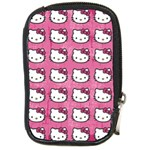 Hello Kitty Patterns Compact Camera Cases Front