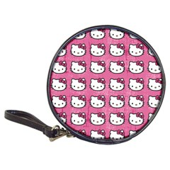 Hello Kitty Patterns Classic 20-CD Wallets