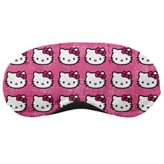 Hello Kitty Patterns Sleeping Masks