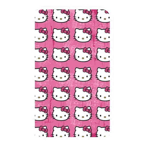 Hello Kitty Patterns Memory Card Reader