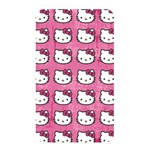 Hello Kitty Patterns Memory Card Reader Front