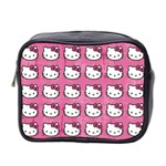 Hello Kitty Patterns Mini Toiletries Bag 2-Side Front
