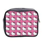 Hello Kitty Patterns Mini Toiletries Bag 2-Side Back