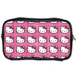 Hello Kitty Patterns Toiletries Bags Front