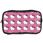 Hello Kitty Patterns Toiletries Bags 2-Side Back